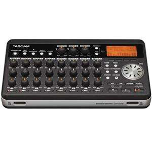 Tascam DP 008 Digital 8 Track Recorder with 2GB SD Card: Picture 1