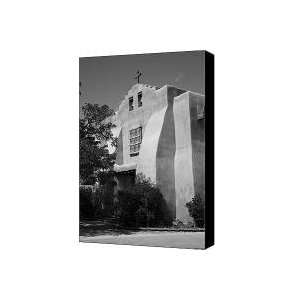 Church Canvas Print / Canvas Art   Artist Frank Romeo: Home & Kitchen