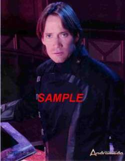 ANDROMEDA KEVIN SORBO IN UNIFORM PHOTO HERCULES #2