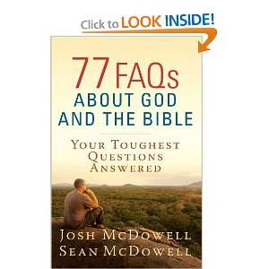 McDowell Apologetics Library) (9780736949248) Josh McDowell, Sean
