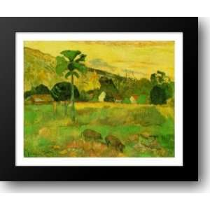 Haere Mai 32x24 Framed Art Print by Gauguin, Paul: Home & Kitchen