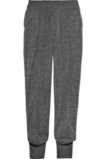 by Alexander Wang Jersey track pants   55% Off Now at THE OUTNET
