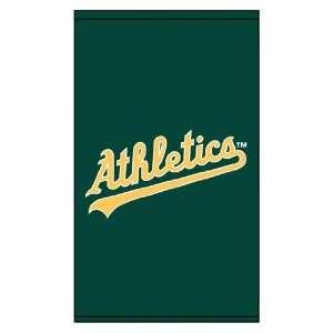 Solar Shades MLB Oakland Athletics Jersey logo   Green