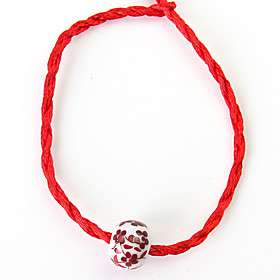 Original Hand woven Bracelets and High quality Chinese Style Ceramic