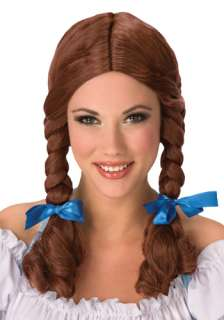 Dorothy Costumes Dorothy Accessories Deluxe Dorothy Costume Wig