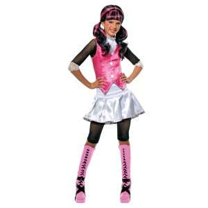 Monster High   Draculaura Child Costume, 801224