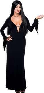 Sexy Morticia Addams Costume   Addams Family Costumes