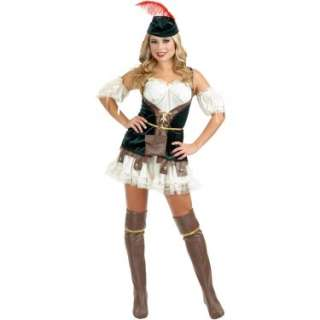 Halloween Costumes Robin Hood Honey Adult Costume