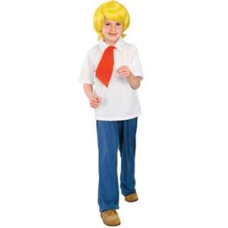 Halloween Costumes Scooby Doo Fred Child Costume