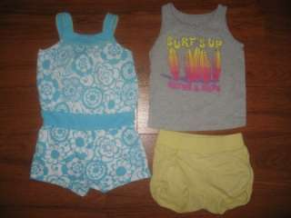 28 Piece Toddler Girl Size 24 Months 2T 3T Spring Summer Clothes Lot
