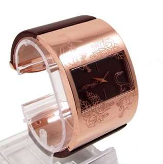 New Authentic Ed Hardy Icon Bracelet Watch w/Gift Box, Lady, IC BN