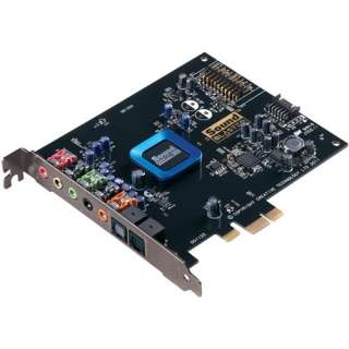 Sound Blaster Recon3D PCIe 70SB135000000 SB1350 PCI Express Sound Card