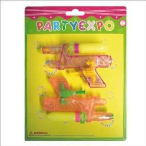 Water Gun W/Double Air Pumps X2* Toys & Games