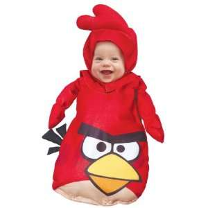 Lets Party By Paper Magic Angry Birds Red Bird Bunting Infant Costume