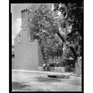 Brick House,#1300 Princess Anne Street,Fredericksburg