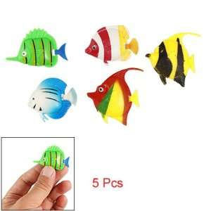 Plastic Floating Fish Decoration for Aquarium Fish Tank: Pet Supplies