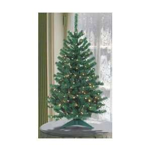 Small Pre Lit Artificial Christmas Trees