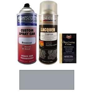 12.5 Oz. Astro Silver Metallic Spray Can Paint Kit for 1973 Mercedes