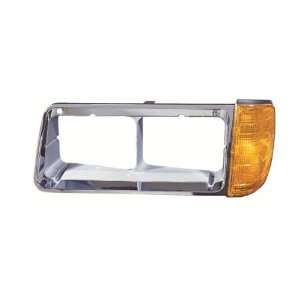Park Turn Signal Corner Light And Headlight Bezel Automotive