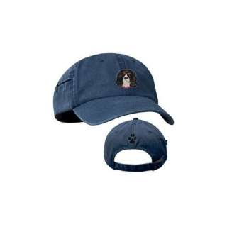 Cavalier Blue Baseball Cap with Profile Clothing