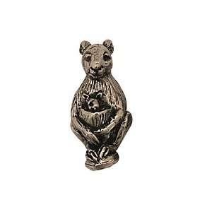 Green Girl Pewter Kangaroo 32x15mm Beads Arts, Crafts & Sewing