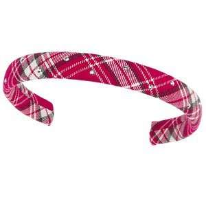 Build A Bear Workshop Red Plaid Headband Toys & Games