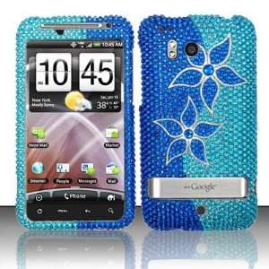 ADR 6400 Cell Phone Full Diamond Crystals Bling Protective Case Cover
