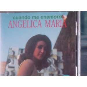 Cuando Me Enamoro ANGELICA MARIA, CON LA ORQUESTA DE