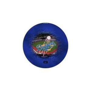 Brunswick La Dodgers Bowling Ball 8 Lbs Sports & Outdoors