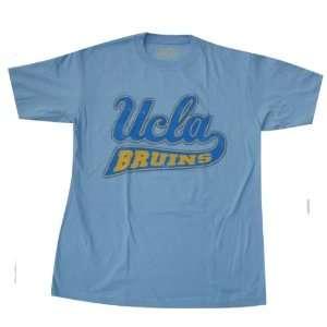 Los Angeles Bruins UCLA Blue Vintage Logo T Shirt