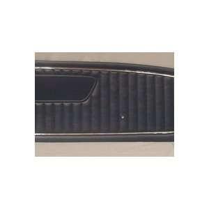 DOOR PANEL FRONT FORD MUSTANG 65 BLACK
