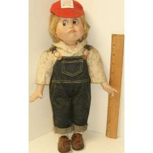 Dolly 1990 Albert E. Price porcelain collectible doll Everything Else