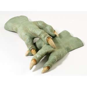 Lets Party By Rubies Costumes Star Wars Yoda Latex Hands