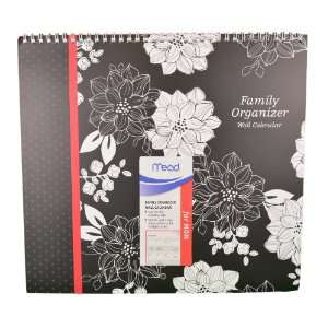 Mead Family Special Event Organizer Oversized Wall Calendar Planner