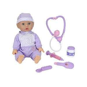 You & Me Care for me Doll with Doctors Medical Kit Toys & Games