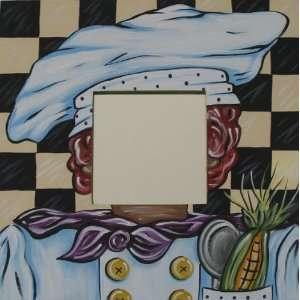 Male Chef Dress Up Mirror Kichen & Dining