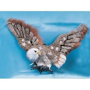 Eagle Wall Hanging Collectible Decoration Model Figurine Figure Statue