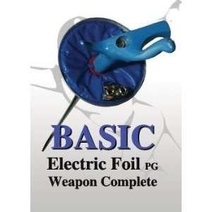 Basic Electric Complete Foil Pistol Grip Sports