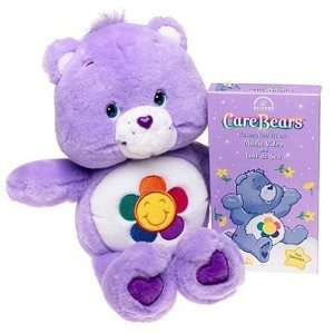 Care Bears Talking Plush with Video: Harmony Bear: Toys