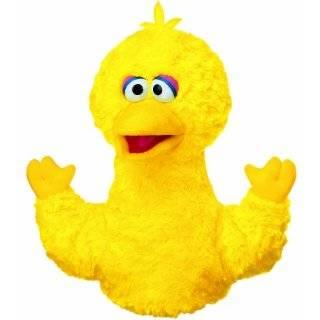 Plush Hand Puppet 15 Inch Full Body Sesame Street Full Body Puppets