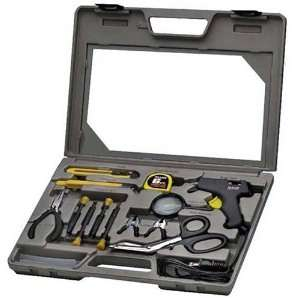 Allied 39019 Hobby & Craft Set with Window Storage Case