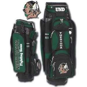 College Licensed Golf Cart Bag   North Dakota Sports