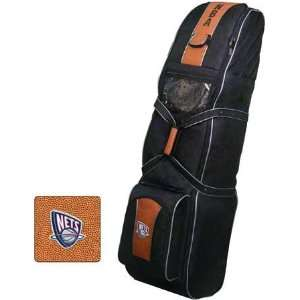 New Jersey Nets NBA Golf Bag Travel Cover  Sports