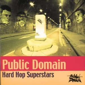Hard Hop Superstars: Public Domain: Music