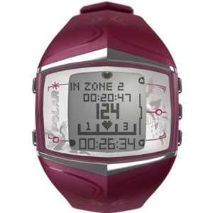 Polar FT60 Womens Heart Rate Monitor Watch (Purple