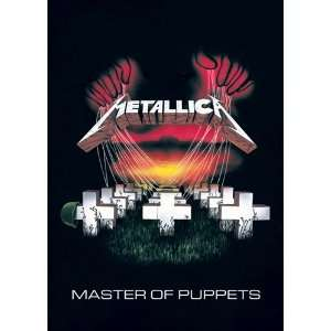 Metallica Master of Puppets Heavy Metal Rock Music Poster 24 x 36