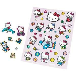 Hello Kitty Sack of Stickers 100 Stickers Toys & Games