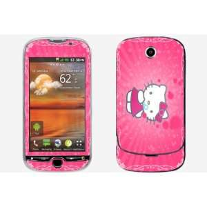 Meestick Hello Kitty Pink Vinyl Adhesive Decal Skin for