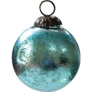 Glass Christmas Tree Ornament Set of 6 Pcs. An Antique