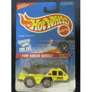mattel hot wheels fire and squad series flame stopper 3 of